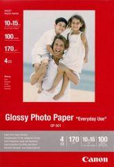 Detailní obrázek výrobku Fotopapír 10x15cm, Canon GP-501