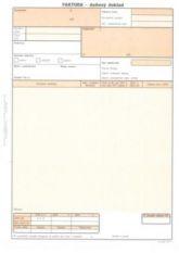 Detailní obrázek výrobku Faktura - daňový doklad A4